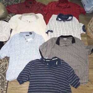 Other - Mens collared polo t-shirts